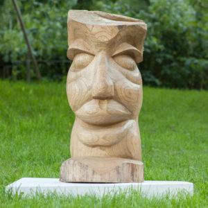 Kazi - Skulptur Holz