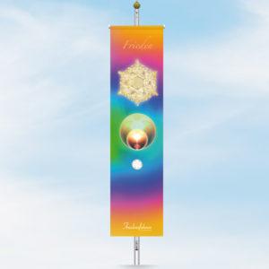 Friedensfahne bannerfahne Frieden